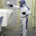 expert wet spray services